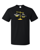 Standard Black I'm A Lawyer, Not A Magician - Lawyer Humor Legal Joke Sarcastic T-shirt