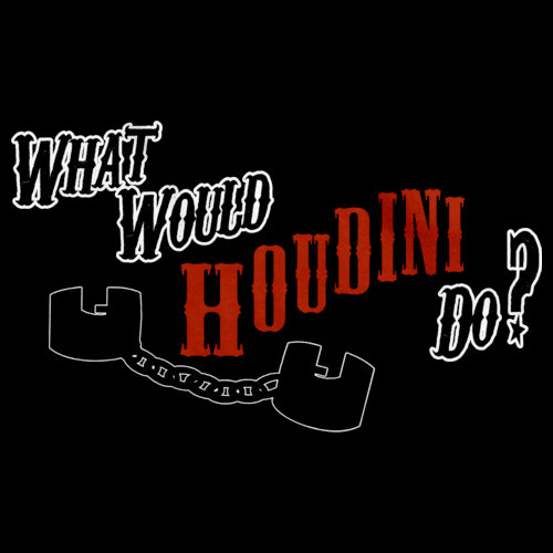 WHAT WOULD HOUDINI DO? Black art preview