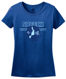 Ladies Royal College Major Speech Pathology - Speech Therapist Student Funny T-shirt