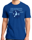 Standard Royal College Major Speech Pathology - Speech Therapist Student Funny T-shirt