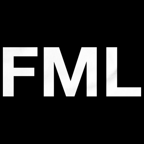 FML: F*CK MY LIFE Black art preview