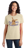 Ladies Natural Aardvarks Are Aawesome! - Cheesy Pun Wordsmith Funny Joke Animal T-shirt