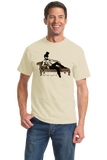 Standard Natural Babe'Raham Lincoln T - Sexy Abe Lincoln Funny History Joke T-shirt