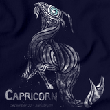 CAPRICORN ASTROLOGY Navy art preview