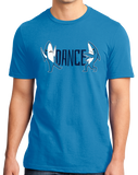 Standard Aqua Blue Dance, Shark, DANCE! T-shirt