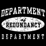 DEPARTMENT OF REDUNDANCY DEPARTMENT Black art preview