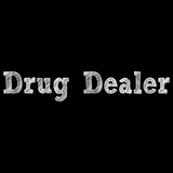 DRUG DEALER Black art preview