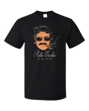 Standard Black Pablo Escobar - Scarface Narcos Columbian Drug Trade Cocaine T-shirt