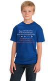 Youth Royal Heaven Is (Funny European Stereotype Humor) T-shirt