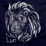 LEO ASTROLOGY Navy art preview