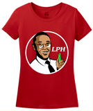 Ladies Red LOS POLLOS HERMANOS (LPH) T-shirt
