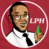 LOS POLLOS HERMANOS (LPH) Red art preview