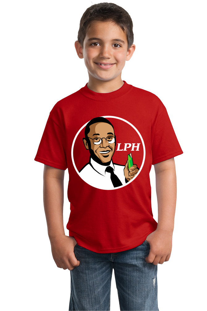 Youth Red LOS POLLOS HERMANOS (LPH) T-shirt