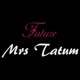 FUTURE MRS. TATUM Black art preview