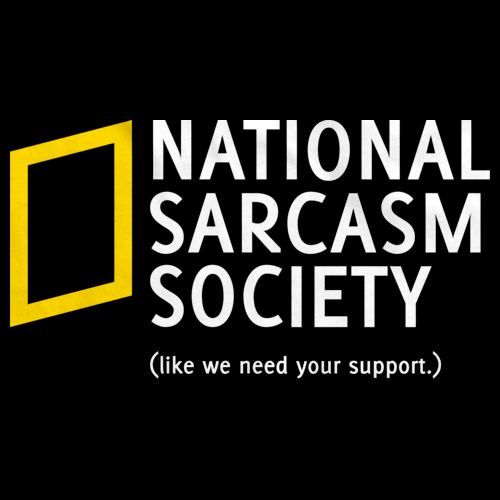 National Sarcasm Society Black Art Preview