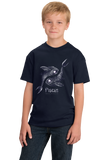 Youth Navy Star Sign: Pisces - Horoscope Astrology Astrological New Age T-shirt