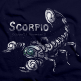 SCORPIO ASTROLOGY Navy art preview