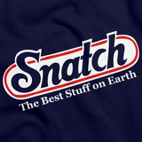 SNATCH - THE BEST STUFF ON EARTH Navy art preview