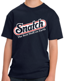Youth Navy SNATCH - THE BEST STUFF ON EARTH T-shirt