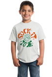 Youth White SOCK IT TO ME T-shirt