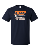 Standard Navy TIGERS SWEEP YANKEES ALCS 2012! T-shirt