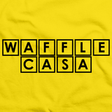 WAFFLE CASA Yellow art preview