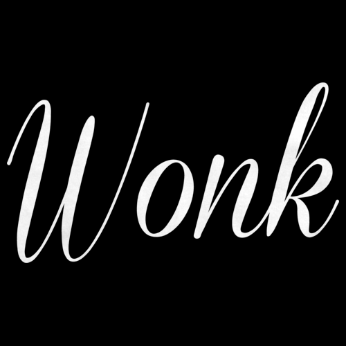 WONK Black art preview