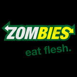 ZOMBIES: EAT FLESH Black art preview