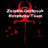 ZOMBIE OUTBREAK RESPONSE TEAM Black art preview