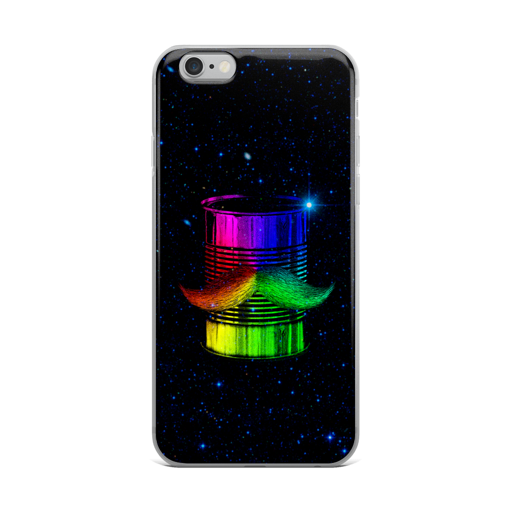 Tin Can Brothers Space Can Phone Case product shot