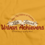 Little Lebowski Urban Achievers Gold art preview