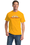 Standard Gold Little Lebowski Urban Achievers T-shirt