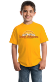 Youth Gold Little Lebowski Urban Achievers T-shirt