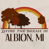 Living the Dream in Albion, MI | Retro Unisex