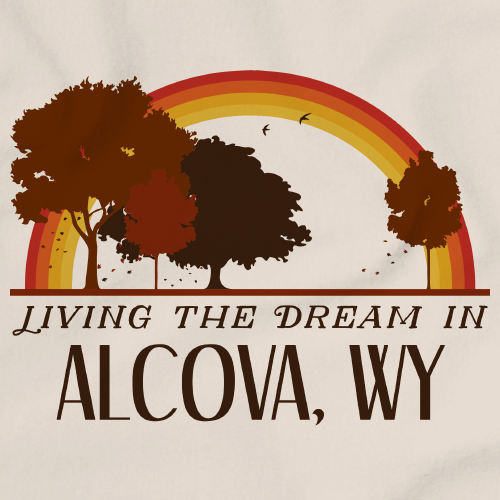 Living the Dream in Alcova, WY | Retro Unisex