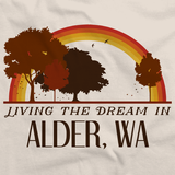 Living the Dream in Alder, WA | Retro Unisex