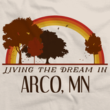 Living the Dream in Arco, MN | Retro Unisex