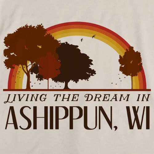 Living the Dream in Ashippun, WI | Retro Unisex