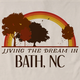 Living the Dream in Bath, NC | Retro Unisex
