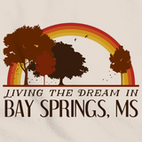 Living the Dream in Bay Springs, MS | Retro Unisex