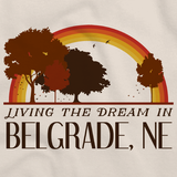 Living the Dream in Belgrade, NE | Retro Unisex