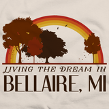 Living the Dream in Bellaire, MI | Retro Unisex