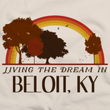 Living the Dream in Beloit, KY | Retro Unisex