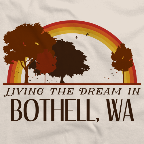 Living the Dream in Bothell, WA | Retro Unisex