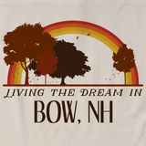 Living the Dream in Bow, NH | Retro Unisex