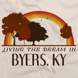 Living the Dream in Byers, KY | Retro Unisex