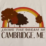 Living the Dream in Cambridge, ME | Retro Unisex