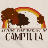 Living the Dream in Campti, LA | Retro Unisex