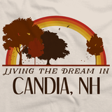 Living the Dream in Candia, NH | Retro Unisex