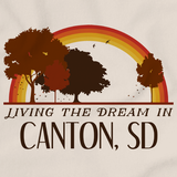 Living the Dream in Canton, SD | Retro Unisex